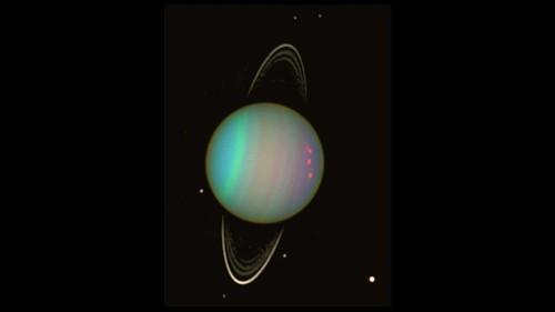 Undiscovered moons may lurk around Uranus