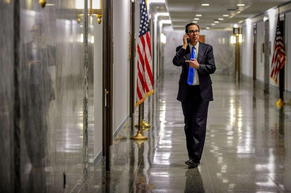 Senate falls far short of votes needed to advance coronavirus bill as clash between Republicans and Democrats intensifies