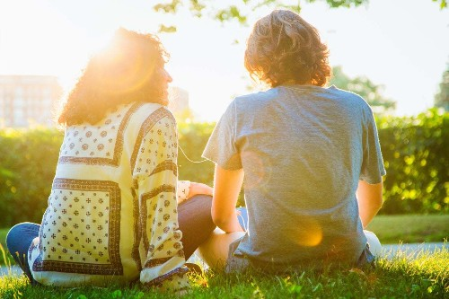 Why I'm helping my teen, even though conventional wisdom says I should step back