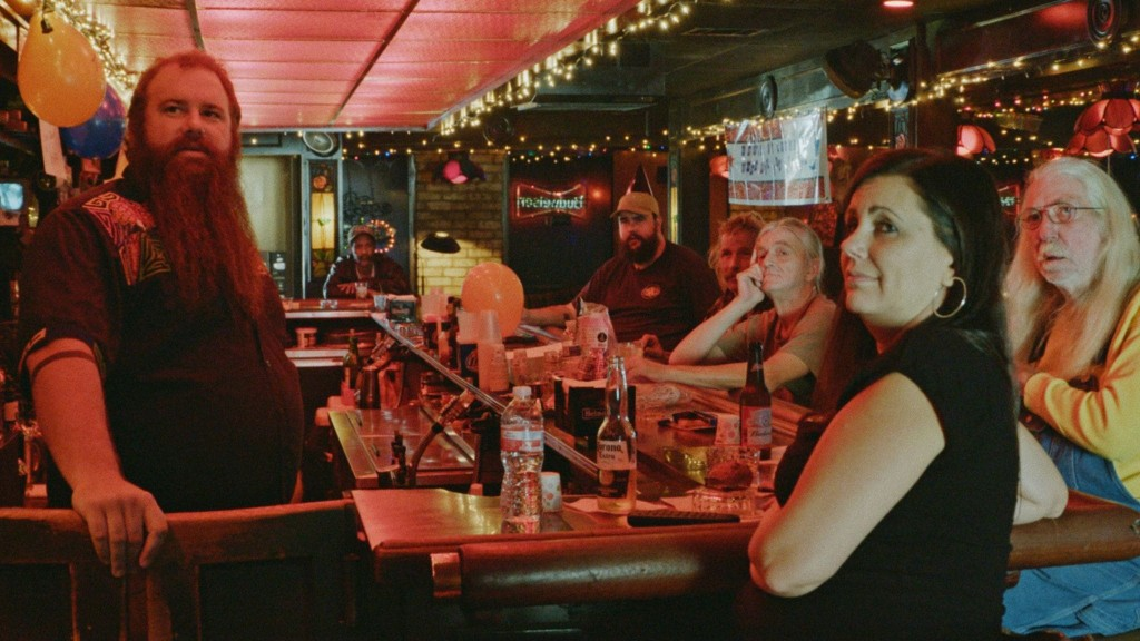 'Bloody Nose, Empty Pockets' is a cinematic ode to the dive bar