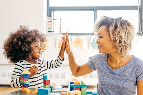 The socially awkward person's guide to playing with children