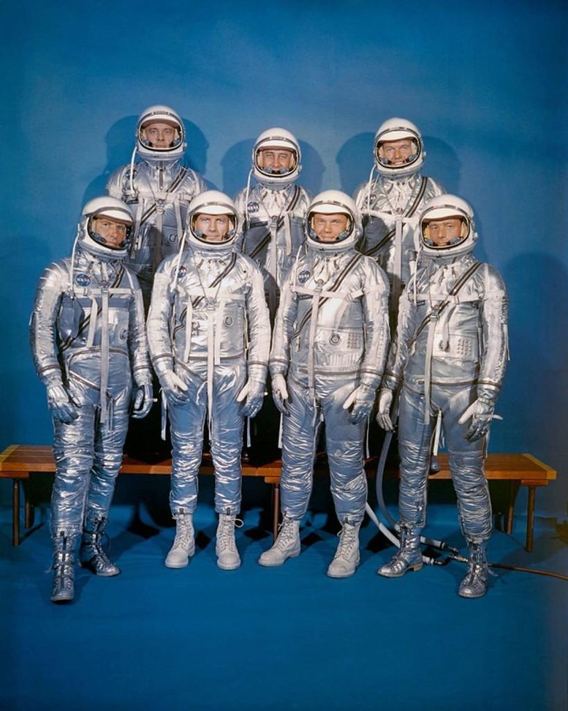 John Glenn and the courage of the Mercury Seven