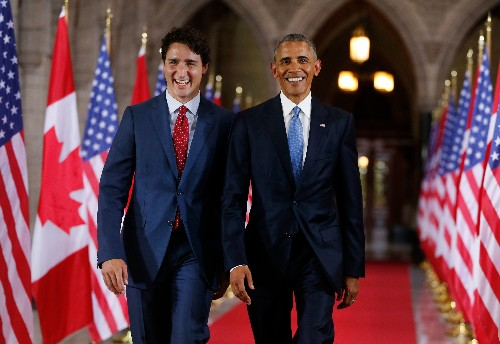 Obama's strange and irresponsible endorsement of Justin Trudeau