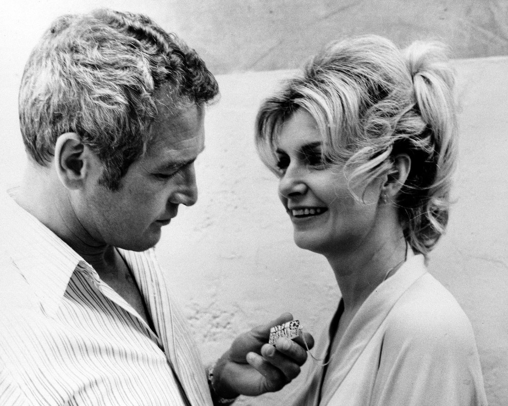 Paul Newman's Rolex — with a telling message from his wife — fetches record $17.8 million