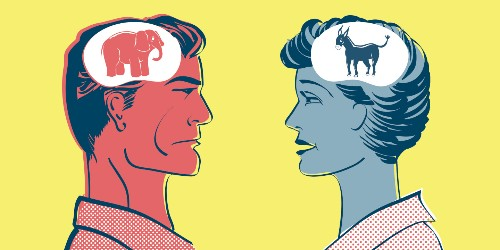 How your political views affect who you think is attractive