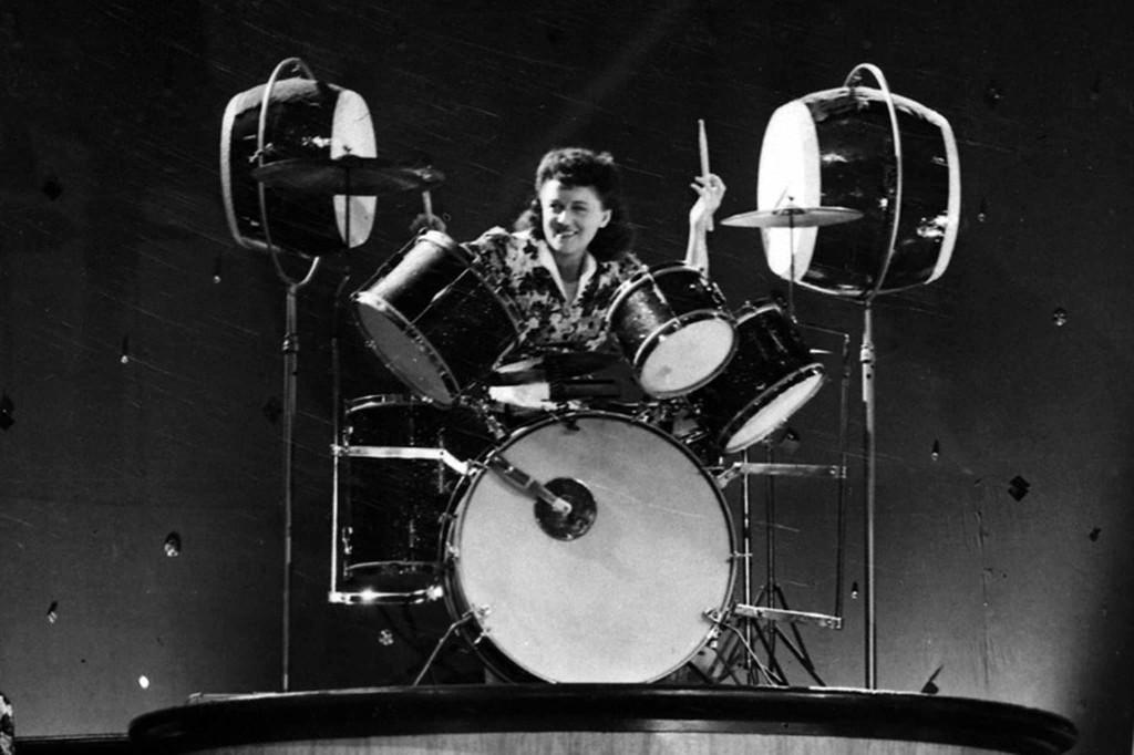 Viola Smith, swing era's 'fastest girl drummer in the world,' dies at 107