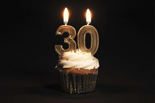 What it's like to turn 30 today