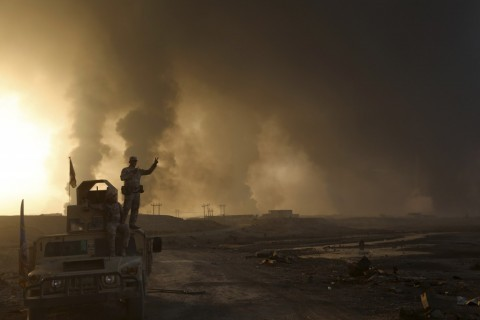 Report: Islamic State has used chemical weapons 52 times in Iraq and Syria since 2014