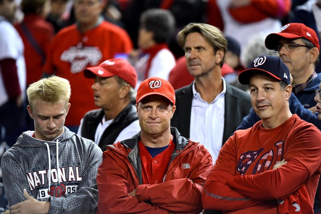With a playoff history full of nightmares, the Nats enter this year eyes wide open