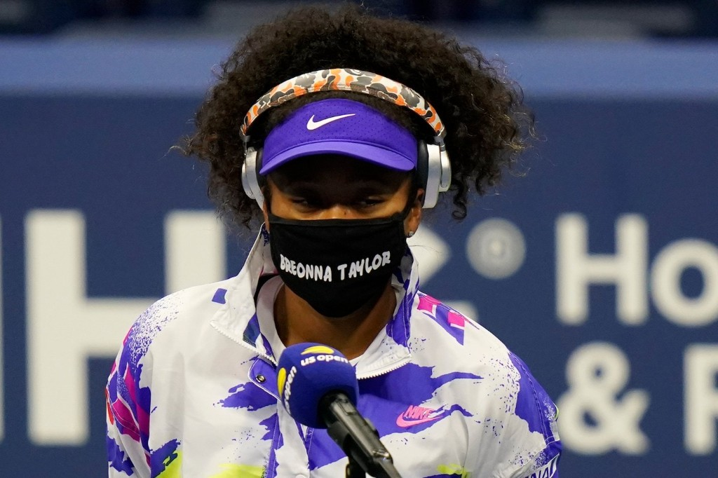 When Black athletes protest, they're doing emotional labor