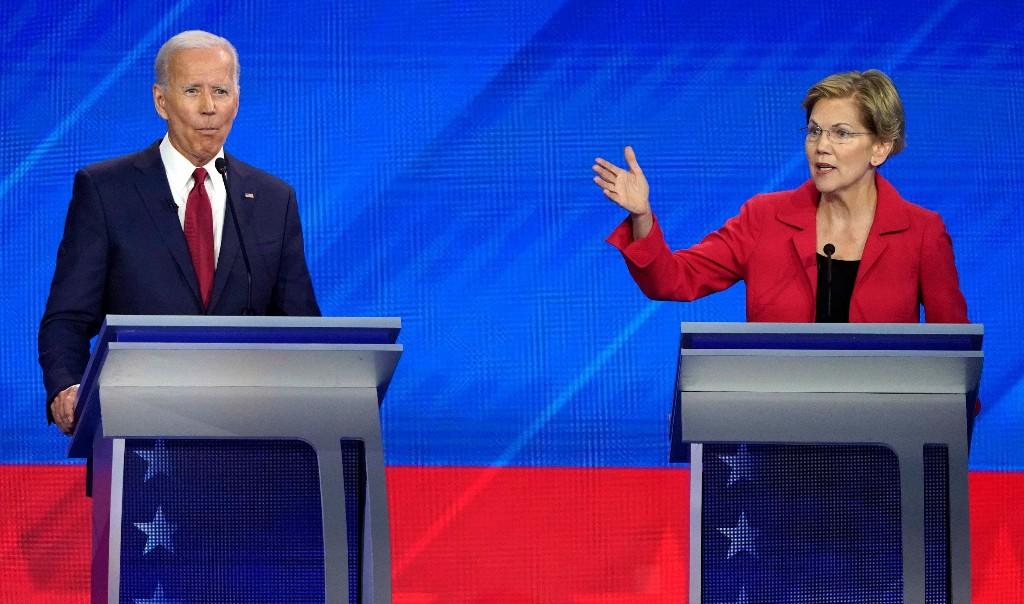 Fact-checking the third Democratic presidential debate