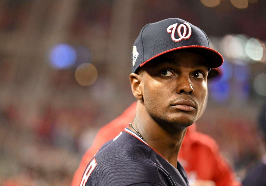 Michael A. Taylor elects free agency to end long run with Nationals