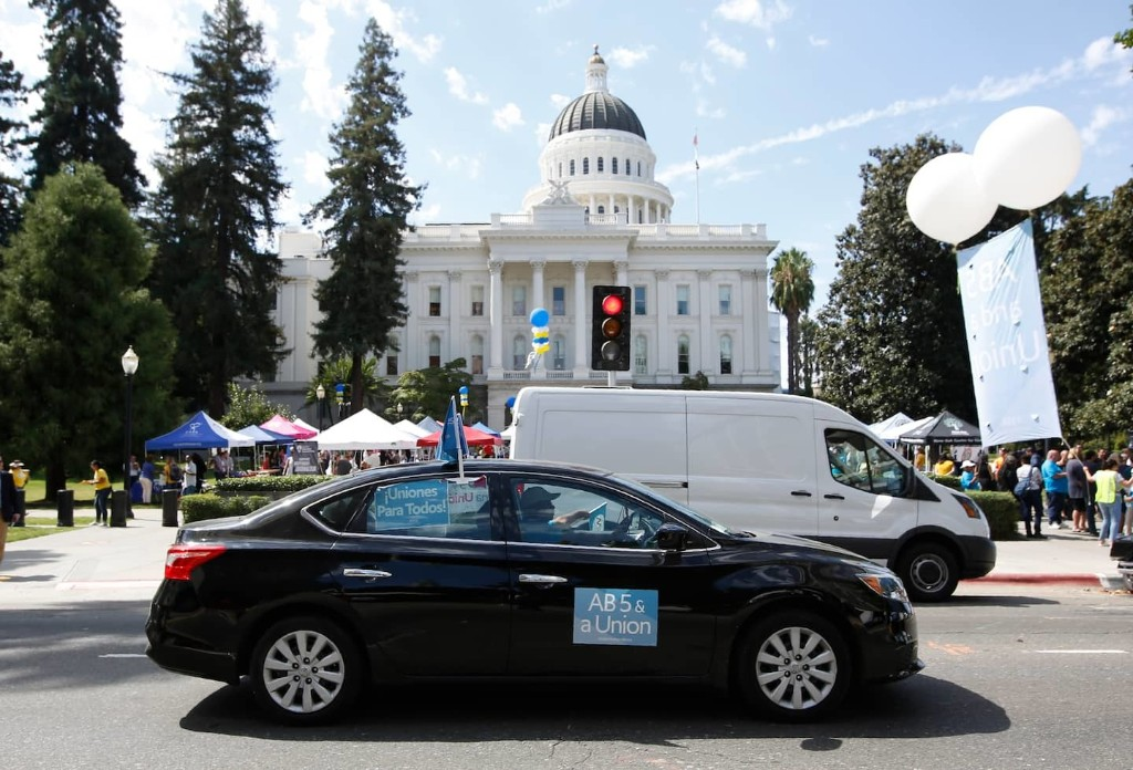 The California Law That Uber Warns Could Temporarily Shut Down Service - cover