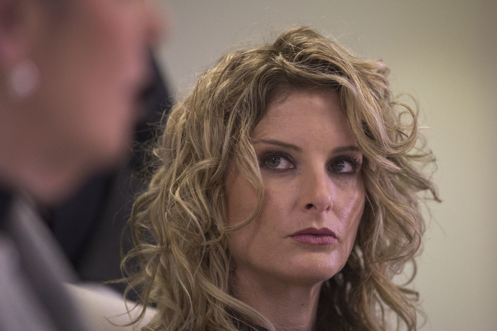 The Trump accuser who refuses to go away