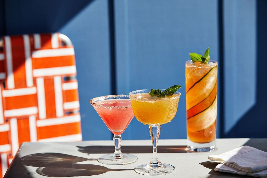 Refreshing cocktails to carry us through a summer like no other