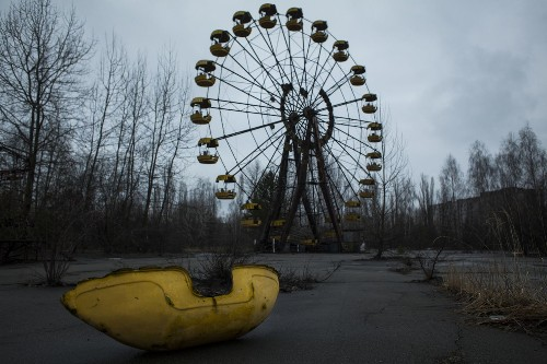 Chernobyl broke down over 30 years ago. These photos show the effects aren't over yet.