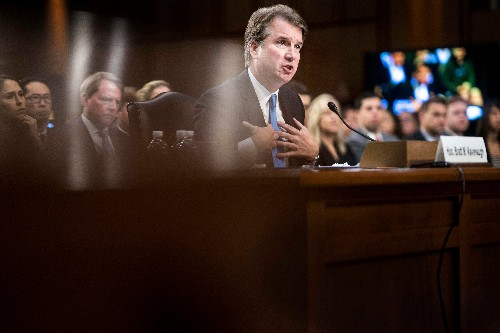 Calls for Justice Kavanaugh's impeachment are mounting. Here's how it could work.