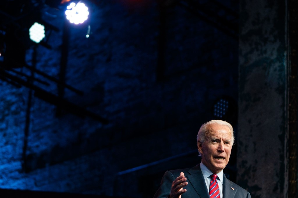 Joe Biden's 'Groundhog Day' moment
