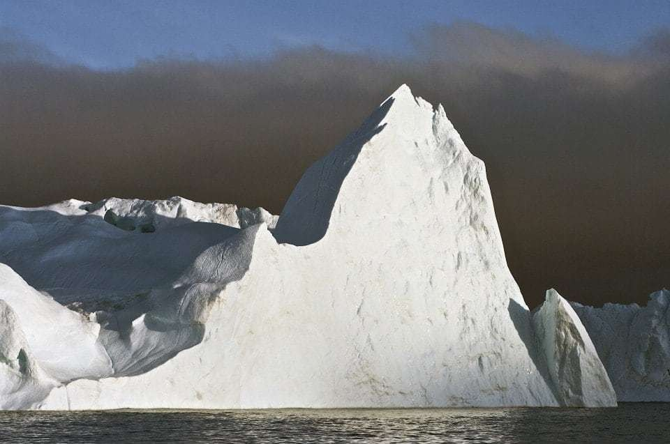 Greenland lost a staggering 1 trillion tons of ice in just four years