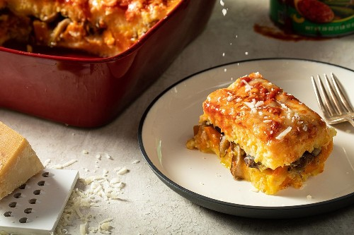 Creamy, comforting polenta is the warm hug you need this winter