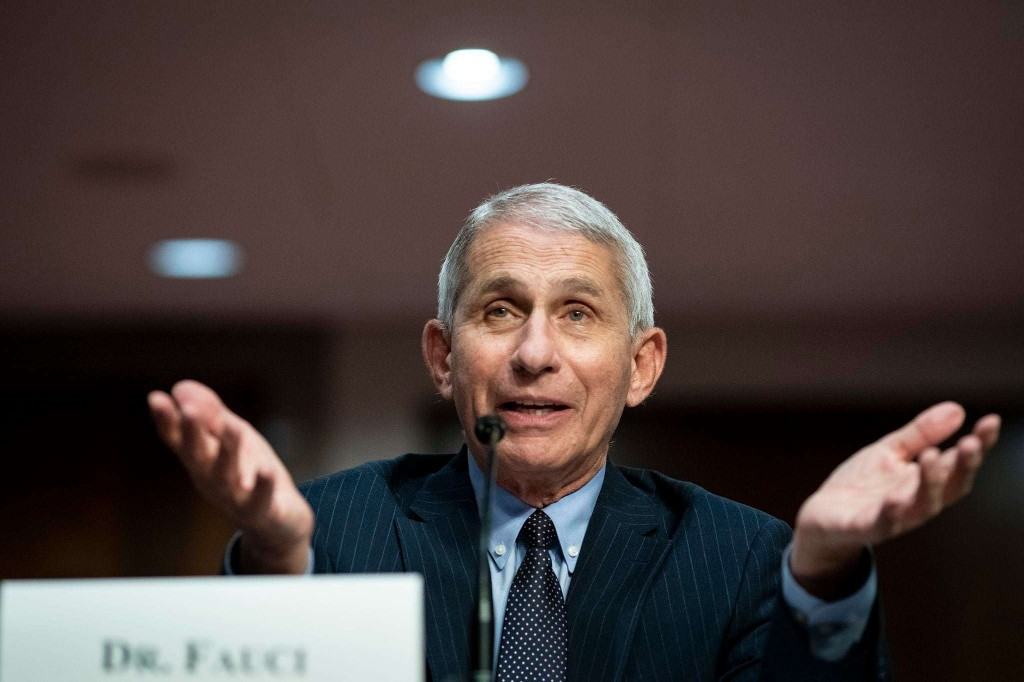 Trump's attacks on Fauci and other experts reinforce that he'd rather Americans be confused than concerned