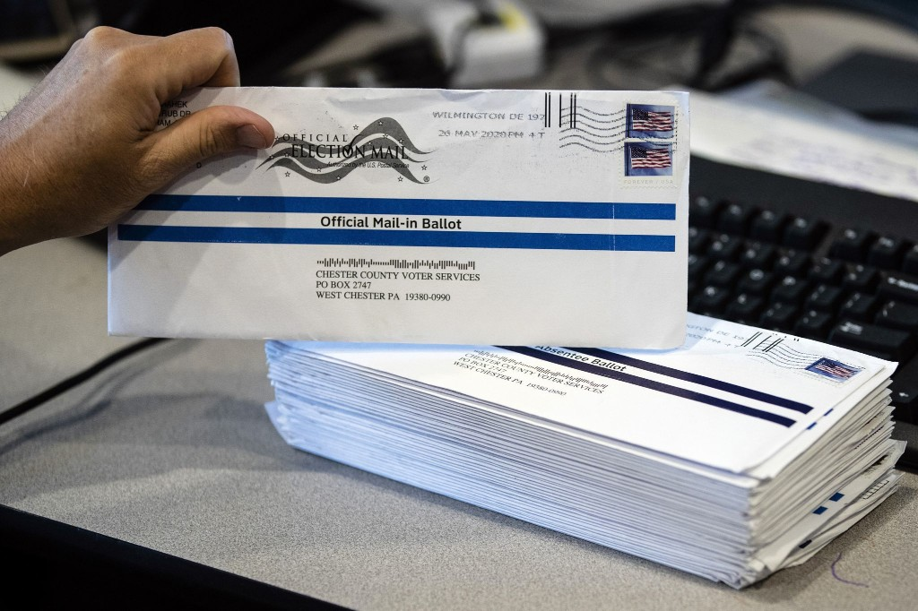 A short-circuited voting process in Pennsylvania