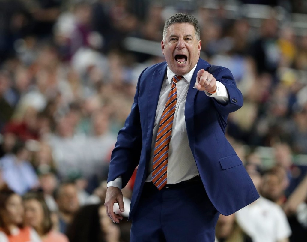 After missed Final Four calls, Bruce Pearl says everyone needs to 'get over it'