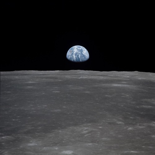 Hurrah for Apollo 11, but let's leave the space travel to robots and privately funded adventurers