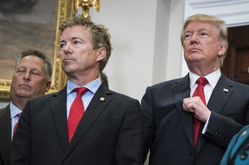 Welcome to the world of President Rand Paul