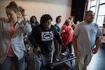 A choreographer works to bring dance to the disabled