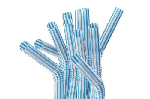 Consider the plastic drinking straw: Why do we suck so much?