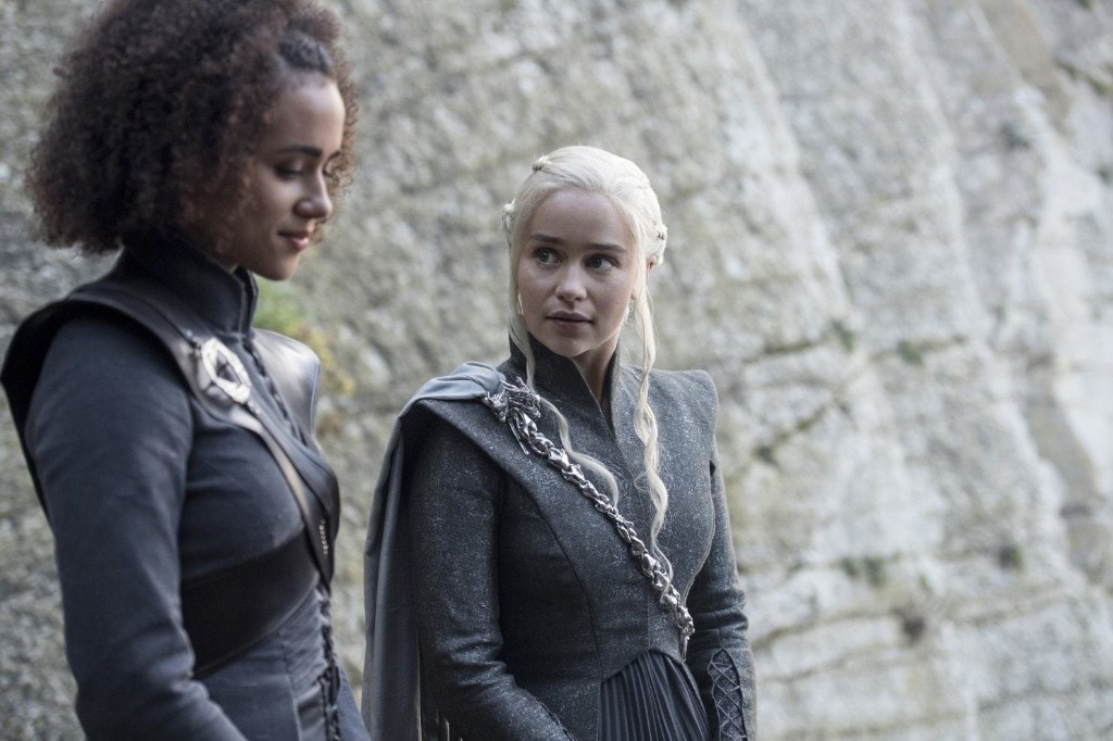 Don't watch 'Game of Thrones'? Mondays at the office can get pretty annoying.