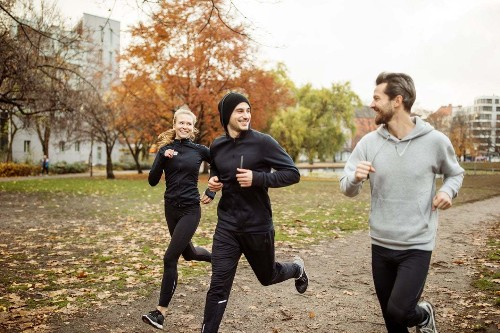 Here's how exercise reduces anxiety and makes you feel more connected