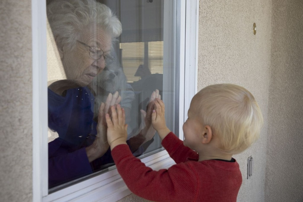 Here's why it won't work to just isolate the elderly and vulnerable