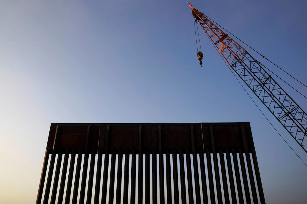 Federal judge blocks Trump plan to spend $3.6 billion in military funds on border wall