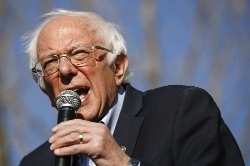 Sanders opens sizable lead in delegate-rich California, new poll finds