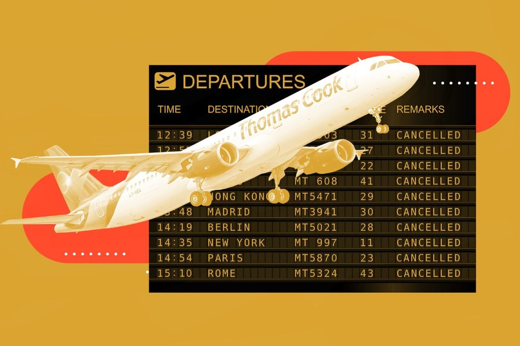 Thomas Cook collapsed, stranding passengers worldwide. What are their rights?