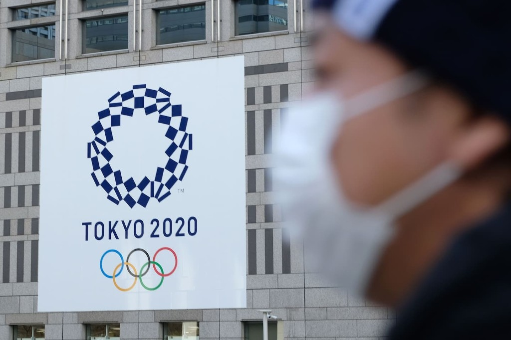 This isn't the first time Olympics in Japan have been disrupted
