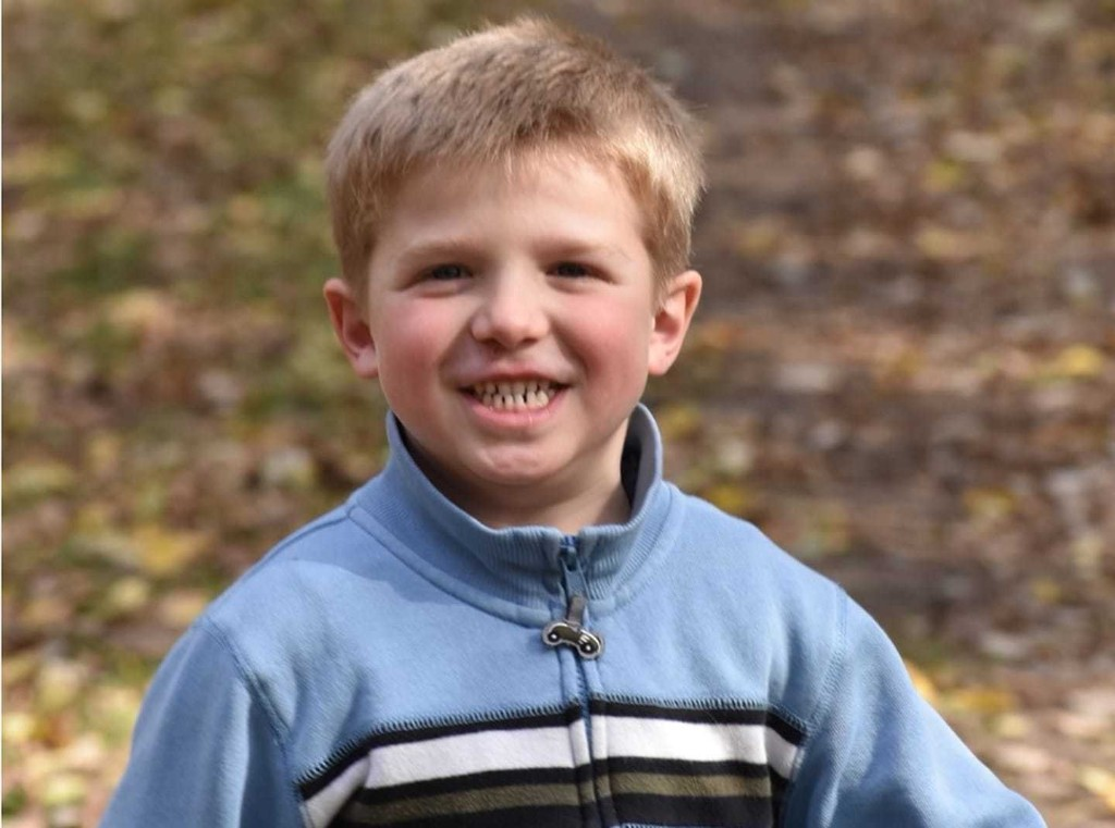 How a town came together to rescue a missing 6-year-old — and used a thermal camera on a drone to find him