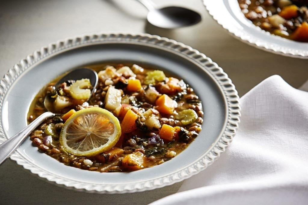 6 warm soups for those crisp autumn nights