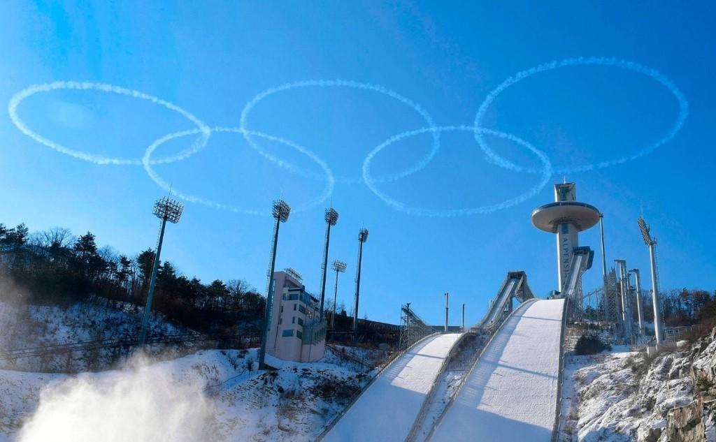 2018 Winter Olympics  - Magazine cover