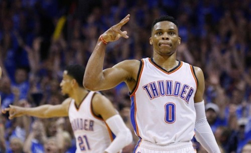 Russell Westbrook just saved the Thunder in the wake of Kevin Durant's departure