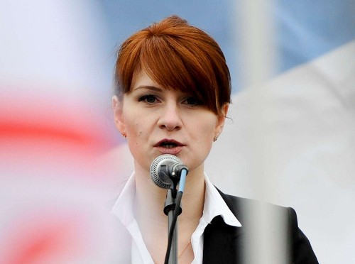 Maria Butina is just the tip of the Russia iceberg
