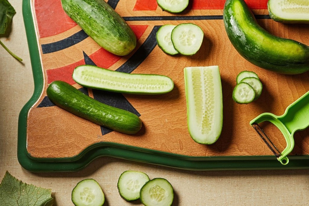 How to choose, prep and use all those summer cucumbers