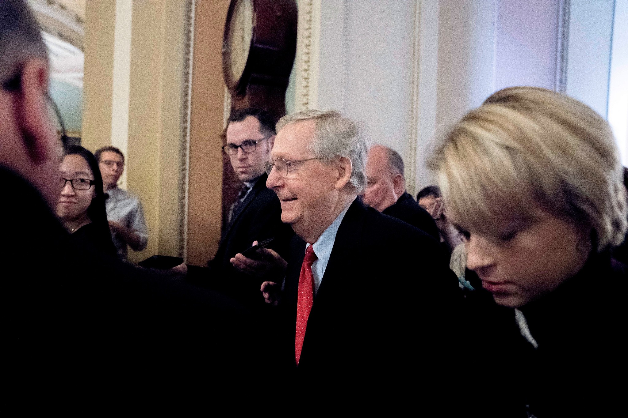 McConnell says Senate has the votes to pass GOP tax bill