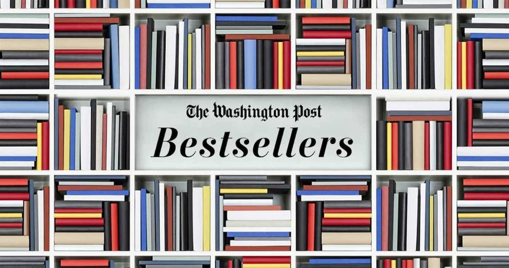 Washington Post hardcover bestsellers