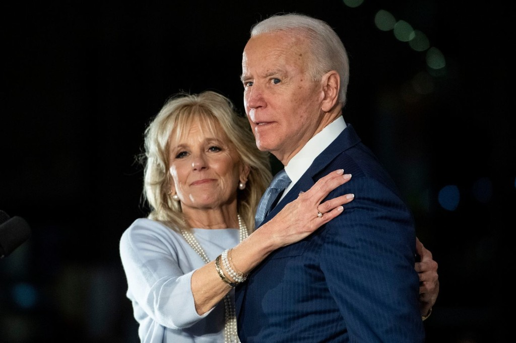 The Bidens' powerful Passover message