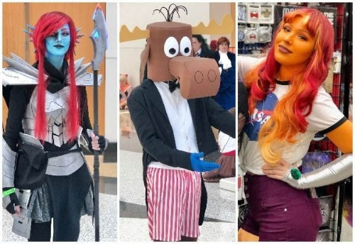 Cosplay you have to see to believe from Grand Rapids Comic Con's busiest day