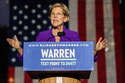 Warren's masterful speech in New York