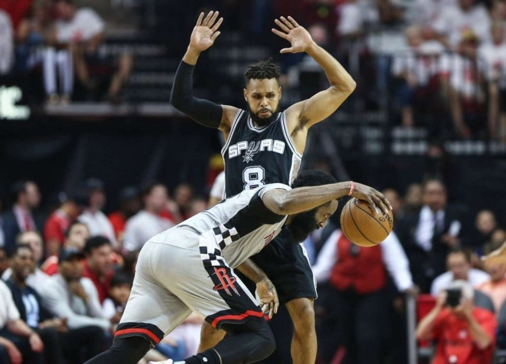 NBA players are goading defenders into fouling on three-pointers, and it's dividing the league
